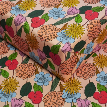 WRAPPING PAPER PRINTEMPS