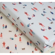 WRAPPING PAPER PROMENADE