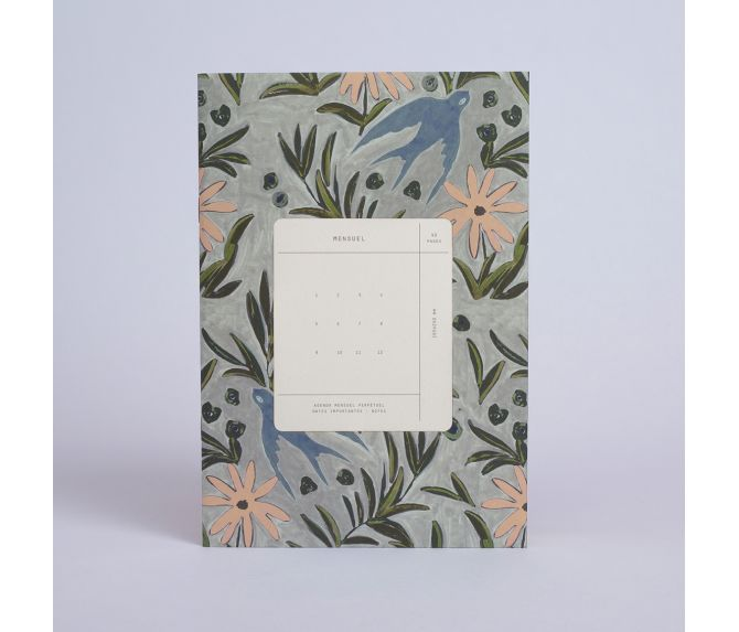 MONTHLY PLANNER ENVOLÉE BRUME