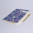 NOTEBOOK COQUILLAGES PERVENCHE