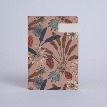 NOTEBOOK LUXURIANCE TERRE