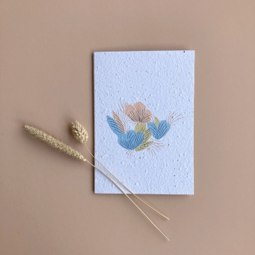 GROWING CARD BLISS