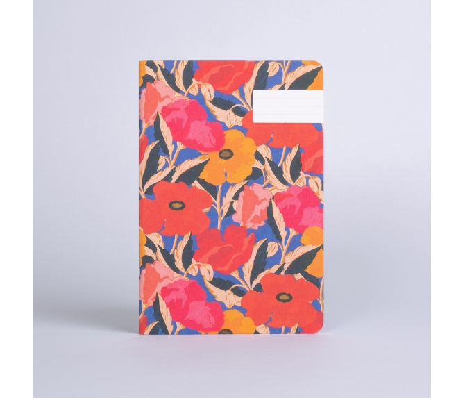 NOTEBOOK COQUELICOTS